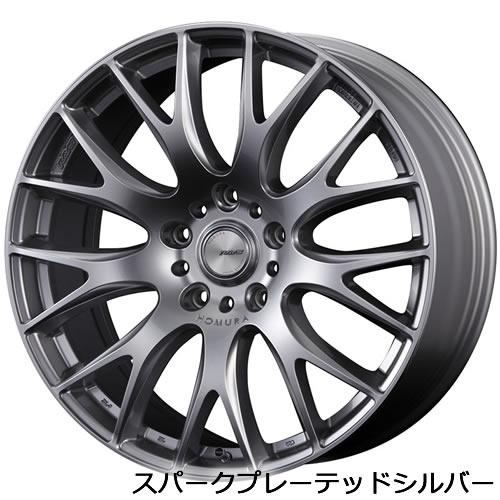 レクサス LX用 ホイール&タイヤセット(ホムラ 2×9G/SPS・22インチ)