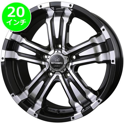 レクサス LX用 ホイール&タイヤセット(バトルシップ2・20インチ)