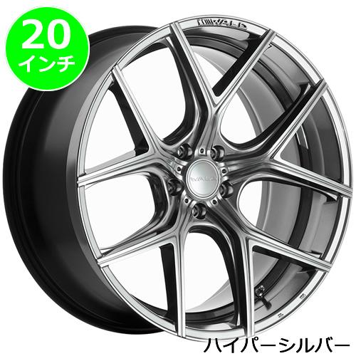 レクサス NX用 ホイール&タイヤセット(ヴァルド イリマ・20インチ)