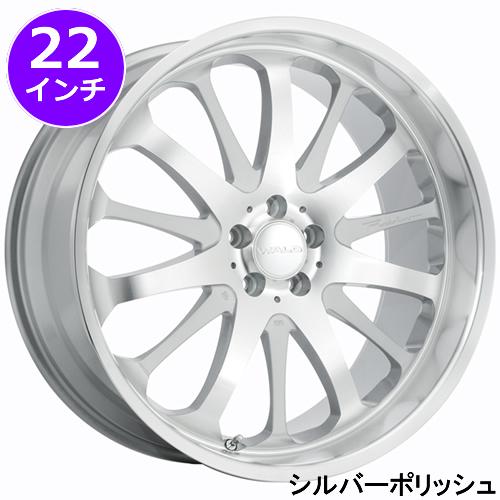 レクサス RX専用 ホイール&タイヤセット(ヴァルド PC11-C・22インチ)