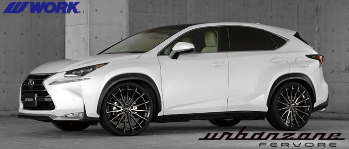 レクサス RX用 ホイール&タイヤセット(アバンツォーネ フィルボーレ・22インチ)