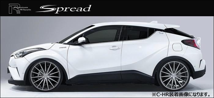 レクサス UX用 ホイール&タイヤセット(ロジャム スプレッド・18インチ)